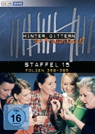 """Hinter Gittern - Der Frauenknast"" - German Movie Cover (xs thumbnail)"
