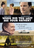 And When Did You Last See Your Father? - Movie Cover (xs thumbnail)