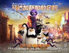 Penguins of Madagascar - Chinese Movie Poster (xs thumbnail)