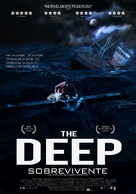 Djúpið - Portuguese Movie Poster (xs thumbnail)