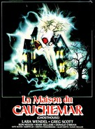 La casa 3 - Ghosthouse - French Movie Poster (xs thumbnail)