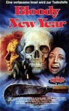 Bloody New Year - German Movie Cover (xs thumbnail)