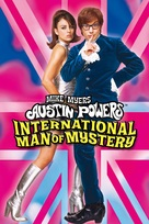 Austin Powers: International Man of Mystery - DVD cover (xs thumbnail)