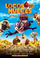 The Nut Job - Mexican Movie Poster (xs thumbnail)
