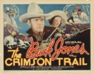 The Crimson Trail - Movie Poster (xs thumbnail)