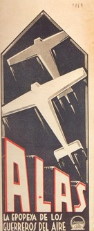 Wings - Spanish Movie Poster (xs thumbnail)