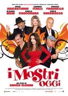 I mostri oggi - Italian Movie Poster (xs thumbnail)