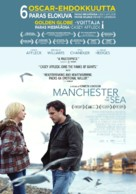 Manchester by the Sea - Finnish Movie Poster (xs thumbnail)