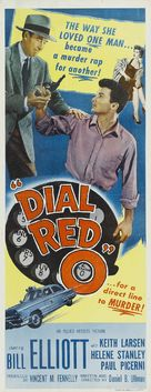 Dial Red O - Movie Poster (xs thumbnail)