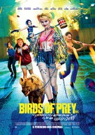 Harley Quinn: Birds of Prey - Portuguese Movie Poster (xs thumbnail)