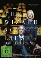 The Wizard of Lies - German Movie Cover (xs thumbnail)