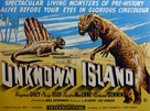 Unknown Island - British Movie Poster (xs thumbnail)