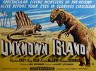 Unknown Island - British Movie Poster (xs thumbnail)