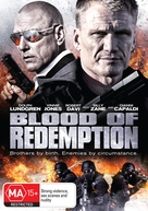 Blood of Redemption - Australian DVD movie cover (xs thumbnail)