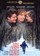 Men Don't Leave - DVD cover (xs thumbnail)