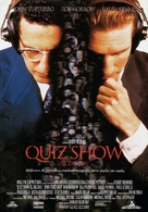 Quiz Show - Spanish Movie Poster (xs thumbnail)