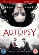 The Autopsy of Jane Doe - British Movie Cover (xs thumbnail)