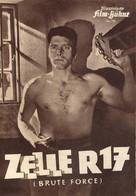 Brute Force - German poster (xs thumbnail)