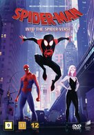 Spider-Man: Into the Spider-Verse - Danish DVD cover (xs thumbnail)