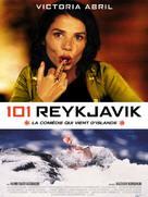 101 Reykjavík - French Movie Poster (xs thumbnail)