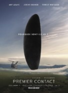 Arrival - French Movie Poster (xs thumbnail)