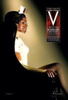 Saw V - Chilean Movie Poster (xs thumbnail)