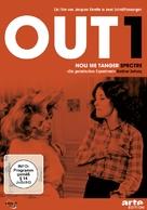 Out 1, noli me tangere - German DVD movie cover (xs thumbnail)