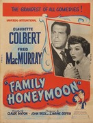 Family Honeymoon - Movie Poster (xs thumbnail)