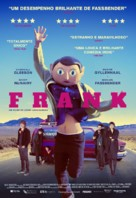 Frank - Brazilian Movie Poster (xs thumbnail)