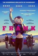 Frank - Brazilian Movie Poster (xs thumbnail)