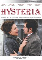 Hysteria - DVD cover (xs thumbnail)