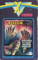 Asylum - German Blu-Ray movie cover (xs thumbnail)