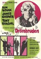 Boys' Night Out - Swedish Movie Poster (xs thumbnail)