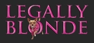 Legally Blonde - Logo (xs thumbnail)