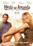 Finding Amanda - Czech Movie Cover (xs thumbnail)