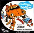 Ein Käfer gibt Vollgas - German Movie Cover (xs thumbnail)