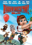 Hoodwinked Too! Hood VS. Evil - DVD movie cover (xs thumbnail)