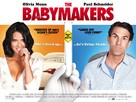 The Babymakers - British Movie Poster (xs thumbnail)