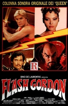 Flash Gordon - Italian Movie Poster (xs thumbnail)