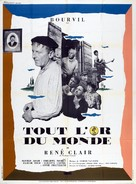 Tout l'or du monde - French Movie Poster (xs thumbnail)