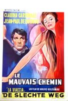 La viaccia - Belgian Movie Poster (xs thumbnail)