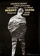 Le feu follet - Polish Movie Poster (xs thumbnail)