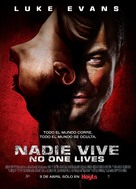 No One Lives - Argentinian Movie Poster (xs thumbnail)