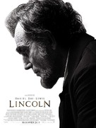 Lincoln - French Movie Poster (xs thumbnail)