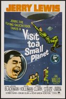 Visit to a Small Planet - Movie Poster (xs thumbnail)