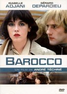 Barocco - French DVD movie cover (xs thumbnail)
