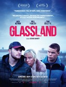 Glassland - British Movie Poster (xs thumbnail)
