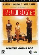 Bad Boys - Dutch DVD movie cover (xs thumbnail)