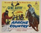 Apache Country - Movie Poster (xs thumbnail)