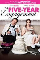 The Five-Year Engagement - Movie Cover (xs thumbnail)